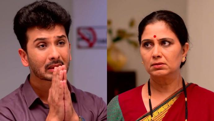 Mazhya Navryachi Bayko 18 September 2020 Spoiler: Will Gurunath's Mother Accept Gurunath Back In The House?