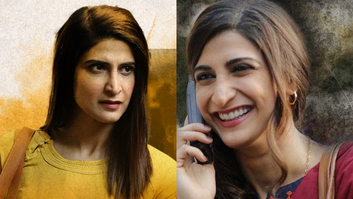 5 Different Shades Of Love Seen Through Aahana Kumra's Roles Like Forbidden Love