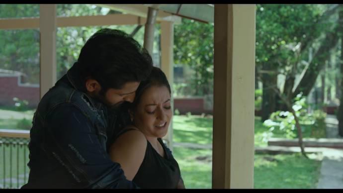 Aditya reveals his true colours (source:ZEE5)