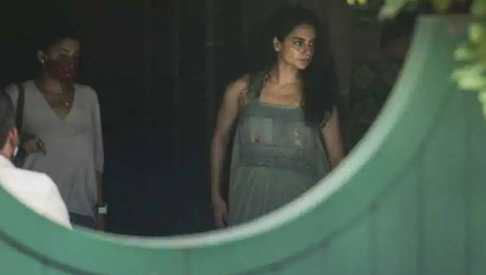 After Office, Now Kangana Ranaut's House Could Be Demolished By BMC