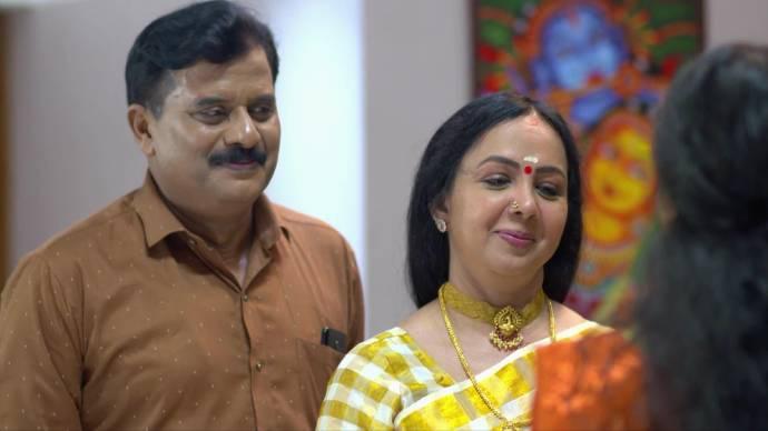 Chembarathi 14 September 2020 Written Update: Why did Akhila support Kalyani?