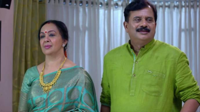 Akhila and Krishnan vouch for Das (source:ZEE5)