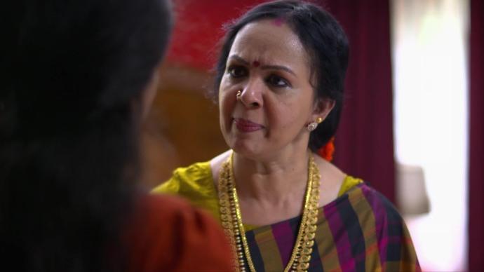 Akhila lashes out at Kalyani (source:ZEE5)