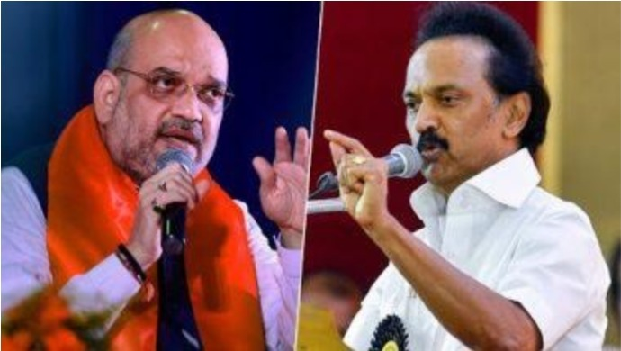 Language War Breaks Out Between Home Minister Amit Shah And DMK Chief MK Stalin