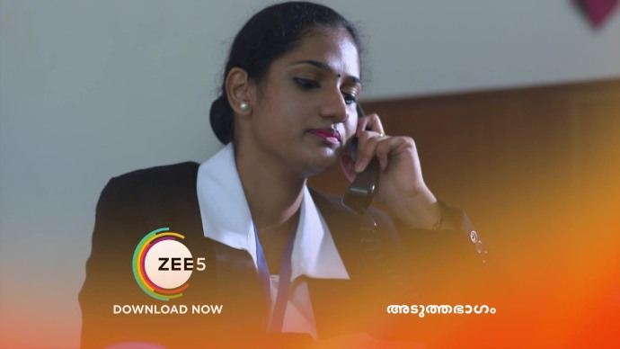 Chembarathi 26 September 2020 Spoiler: How will Anand react to the news of Ganga firing Das?