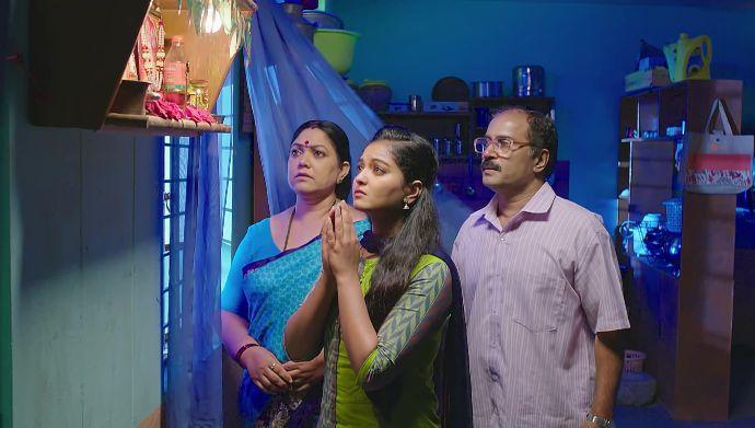 Anu, Subbu and Padma in Prema Entha Madhuram