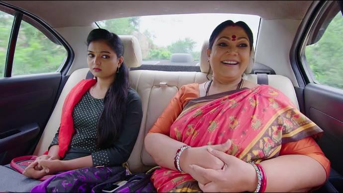 Anu and Padma in Prema Entha Madhuram(Source: ZEE5)
