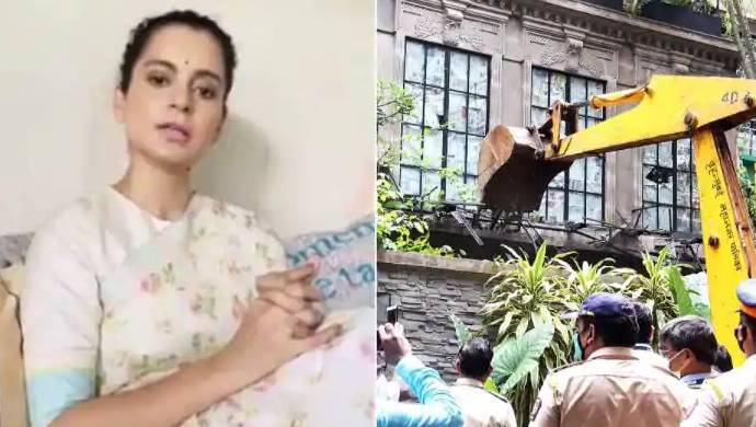 Bombay High Court Resumes Hearing On Kangana Ranaut's Office Demolition Case
