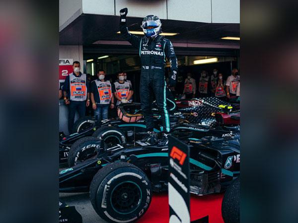 Valtteri Bottas wins Russian Grand Prix as Hamilton misses F1 win record