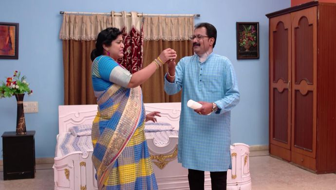 Kalyana Vaibhogam 28 September 2020 Spoiler: Why does Chandrika have Jai's engagement ring?