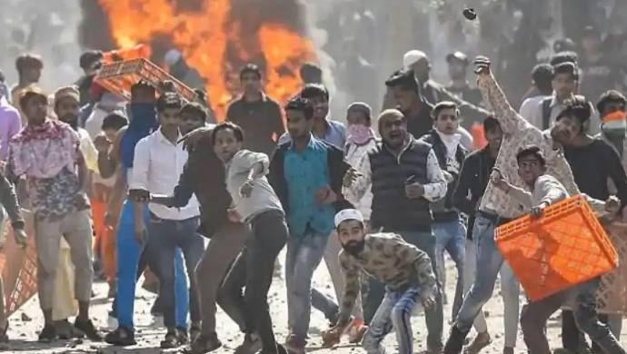 Chargesheet Blames Delhi Riot On Jamia And Anti-CAA Protests
