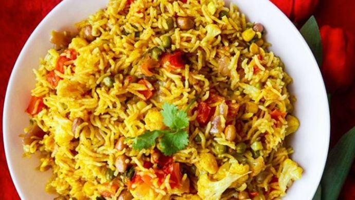 Oggarane Dabbi: Try Out This Easy And Tasty Recipe Of Corn Pulao
