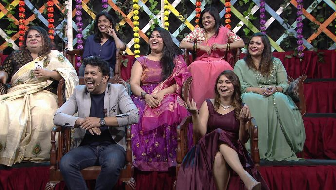 The Dancing Queen Team Get Their Dose Of Laughter And Entertainment On Chala Hawa Yeu Dya, Watch Video