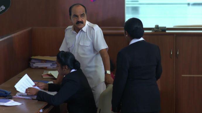 Chembarathi 24 September 2020 Spoiler: What is Ganga planning for Das?