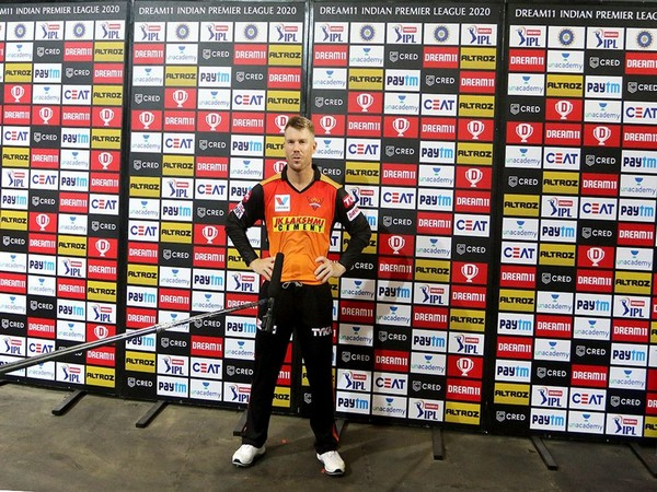 IPL 13: Warner backs his decision of batting first despite loss against KKR