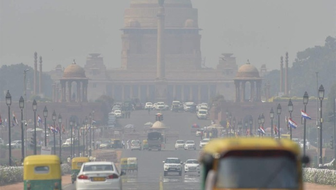 Air Quality Index In Delhi Deteriorates Due To The Unlocking Phase