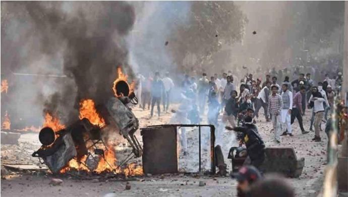 Delhi Riots Against Citizenship Amendment Act Take A Communal Turn