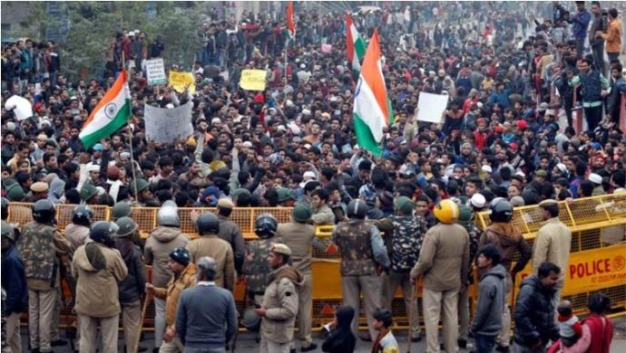 Delhi Police Officials Claim Riots Were Pre-Planned; Arrest Several 'Masterminds'