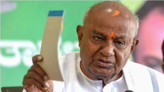 Deve Gowda Asks The Government And The Opposition To Arrive At An Understanding Over Farm Bills