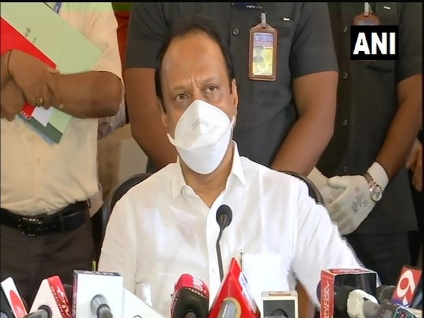 Informed Centre that oxygen cylinders should be provided at 50-50 ratio to health services, industries: Ajit Pawar