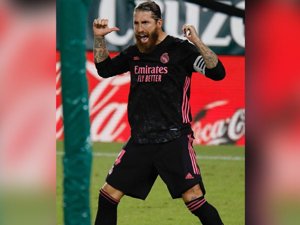 Sergio Ramos hails Real Madrid's mentality after win over Real Betis