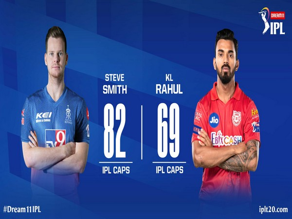 IPL 13: Rajasthan Royals win toss, opt to field first against Kings XI Punjab