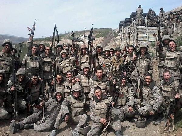 Azeri-Armenian clashes: Nagorno-Karabakh Army seizes 11 Azerbaijani armoured vehicles