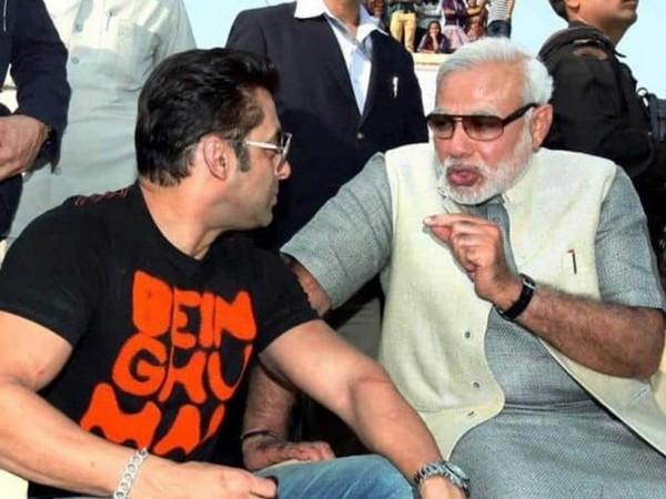 Megastars Rajinikanth, Aamir Khan, Salman Khan wish PM Modi on his 70th birthday