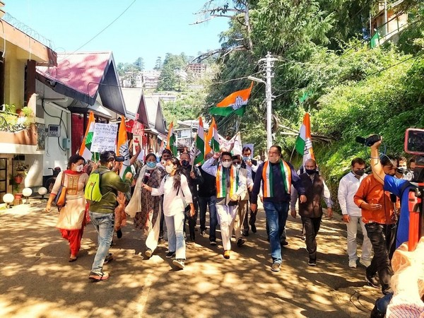 Congress organises nationwide protests against farms laws, memoranda submitted to governors