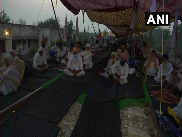 Farmers protest in Amritsar against agriculture sector reform Bills