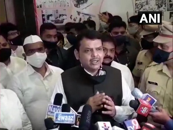 Govt under Nitish Kumar has worked for people, will be re-elected: Devendra Fadnavis