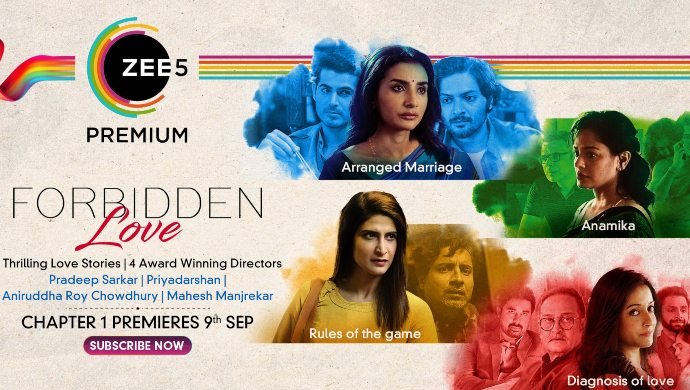 Forbidden Love – Zee5 Full Movie Review