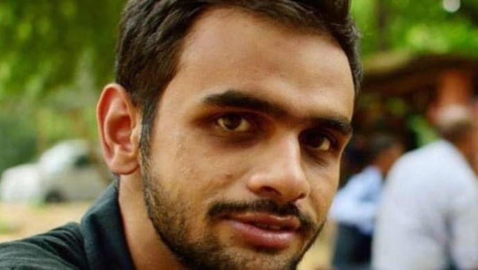 Former JNU Student Umar Khalid Arrested In Delhi Riots Case