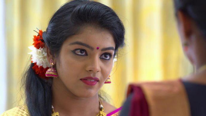 Ganga slaps Sujatha for not respecting her (source:ZEE5)