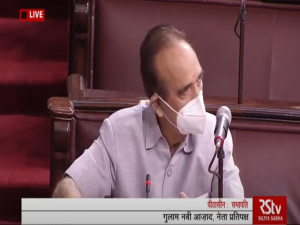 Opposition will boycott session till our demands are met: Ghulam Nabi Azad