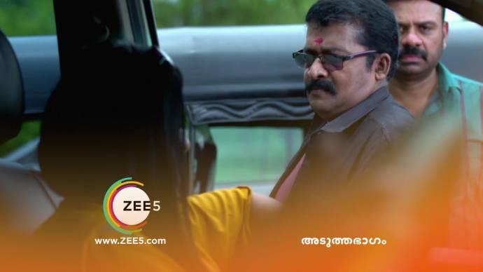 Gireesh rushes to meet Anand (source:ZEE5)