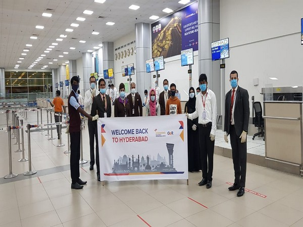 Hyderabad airport resumes direct connections with Qatar, UAE
