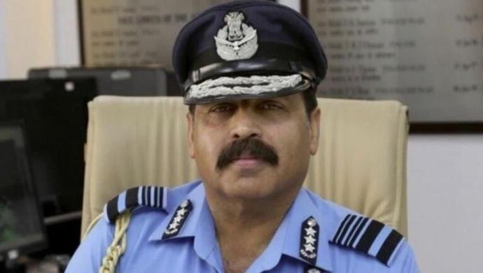 India-China Border: IAF Chief Reviews Operational Preparedness