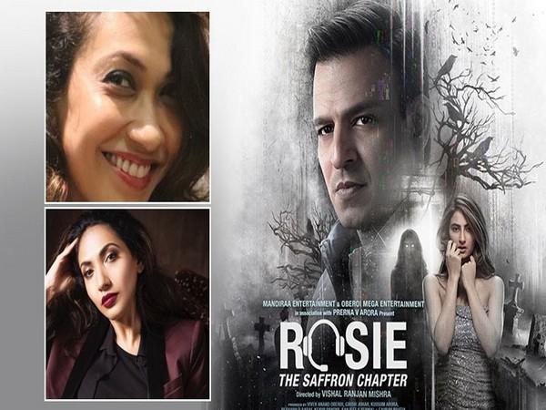 'Rosie: The Saffron Chapter': Mandiraa Entertainment's Prerna V Arora & Kussum Arora launch the intriguing first look posters of the horror-thriller