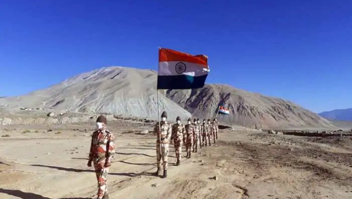 India-China Border Dispute: Army Thwarts PLA Bid To Seize Heights Near Pangong