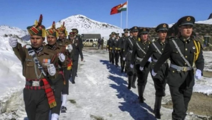 India-China Border: Fourth Attempt Of Chinese Infiltration In 11 Days