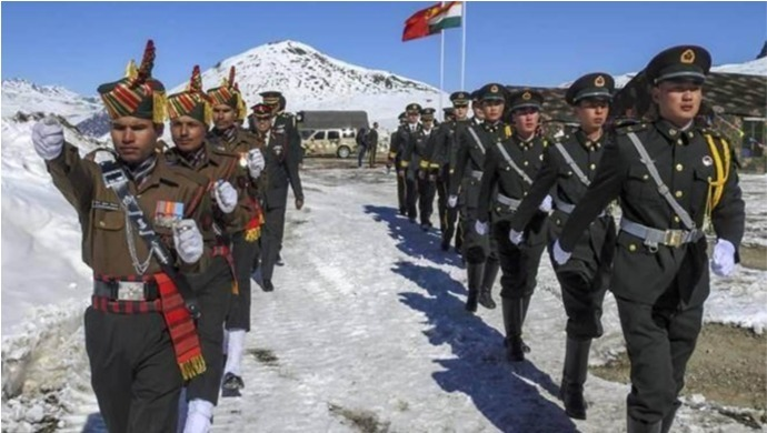 China Trying To Intimidate Indian Army By Sharing Images And Videos Of Its Military Drills
