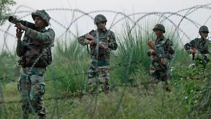 Infiltration Attempt By Pakistan Thwarted At J&K's Handwara