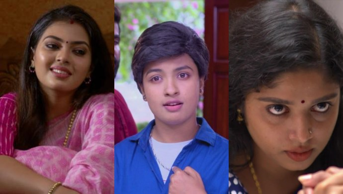 Daughter's Day Special: Chembarathi's Kalyani, Samyuktha from Pookalam Varavayi are here to inspire your daughters!