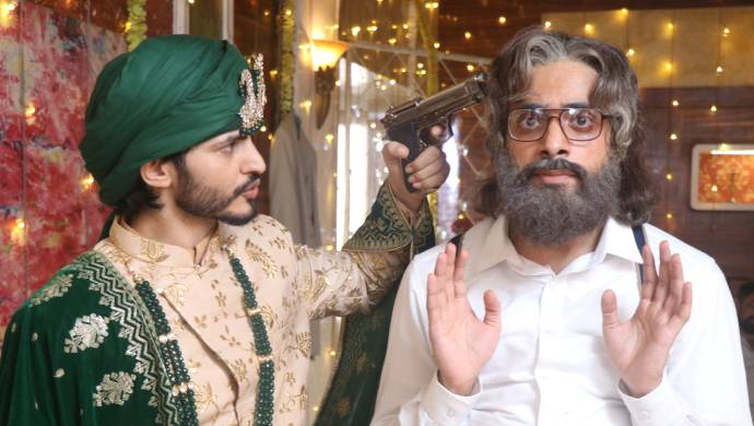 Ishq Subhan Allah: Behind The Scene Pictures From The Upcoming Nikah Of Zara And Kabir