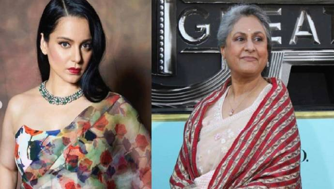 "Jaya Bachchan Refutes ""Drugs In Bollywood"" Claim, Kangana Ranaut Disagrees"