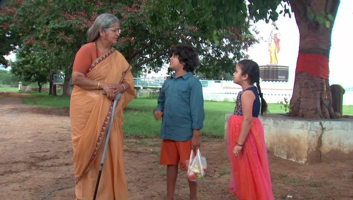 Kalyana Vaibhogam 16 September 2020 Written Update: What will happen when Jeji finds the kids?