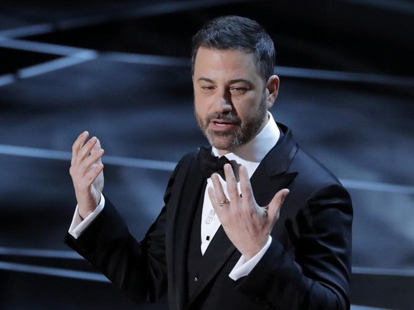 Jimmy Kimmel responds to low Emmys ratings: 'We set a record, let's just say that'
