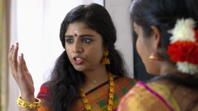 Kalyani's transformation amuses all (source:ZEE5)