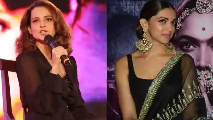 """Kangana Takes Jibe At Deepika Padukone With """"Maal Hai Kya"""" Comment"""